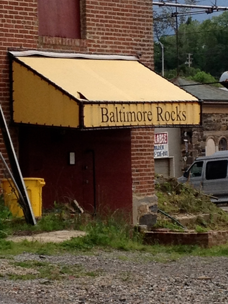 Baltimore Rocks