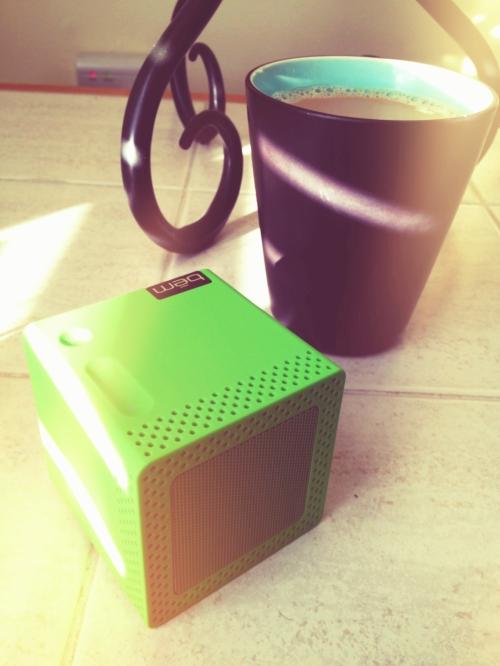 sound cube