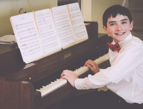 before the recital